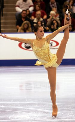 Sasha Cohen's Journal Archives