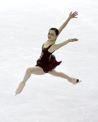 Sasha Cohen Competitive Highlights